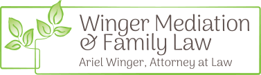 Winger Mediation Logo