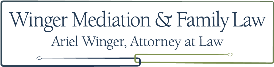 Winger Mediation and Family Law logo